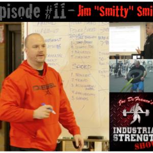 """Jim """"Smitty"""" Smith Interview"""