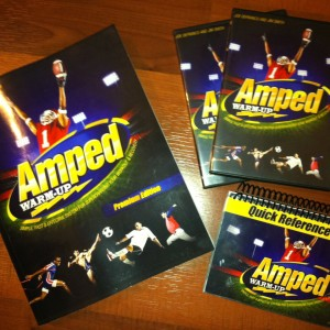 """AMPED WARM-UP """"Premium Package"""" now available!"""