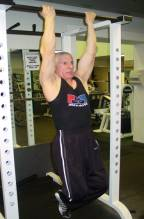 Weighted Chin-ups 1