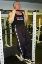 Weighted Chin-ups 2