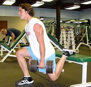 """Westside for Skinny Bastards A modified lifting program for """"Hardgainers"""""""