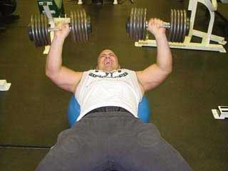 Dumbell benches