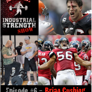"Welcome to the ""Gun Show"" (Guest Brian Cushing)"