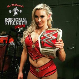 Interview w/ 3X WWE Women's Champ Charlotte Flair
