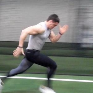 Joe D. disputes the Track & Field experts regarding acceleration mechanics