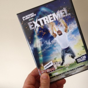 EXTREME DVD Release!!!
