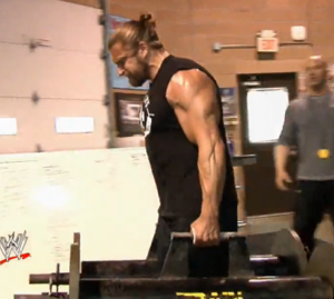 Changing 'THE GAME' – Triple H's New Training Regimen