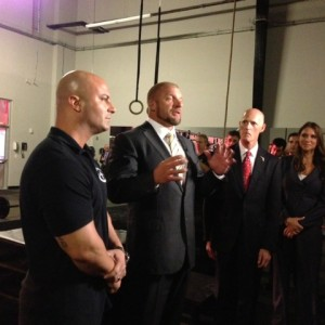 September CPPS course to be held at WWE Performance Center!