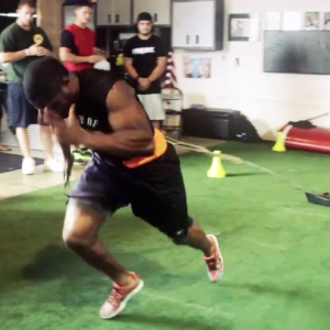 Heavy Sled Sprints: Effective Training Tool or Counter-productive to Speed?