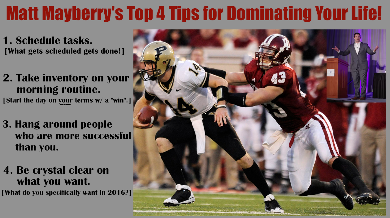 Matt-Mayberry-Tips-for-Dominating-Life2