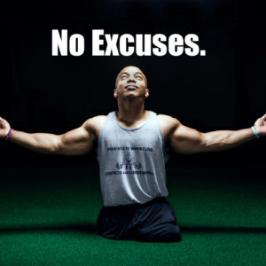 Rohan Murphy interview – No Excuses.