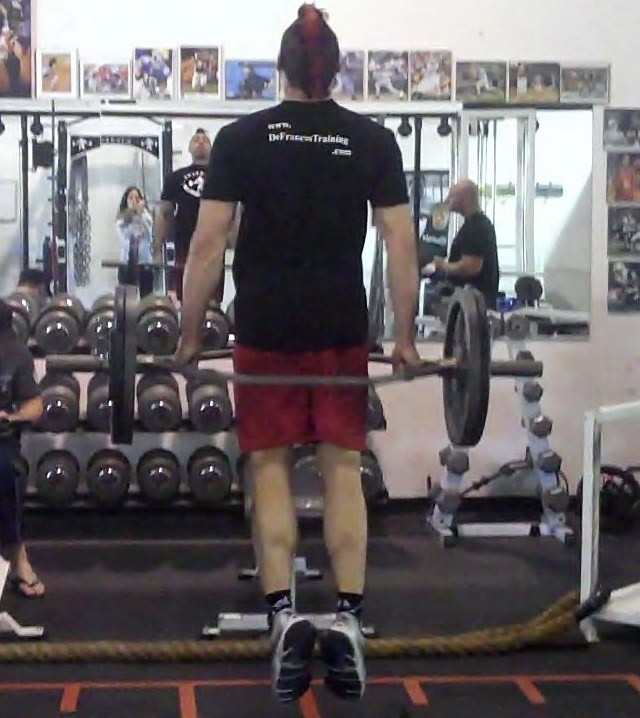 Hang Cleans vs  Weighted Jumps - Official Website of Joe