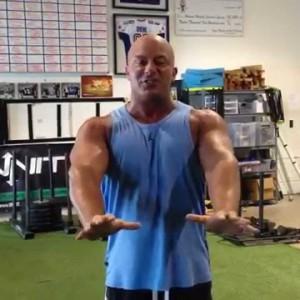 Ask DeFranco's Gym – episode #20: PEC POPPIN' PUSH-UPS!