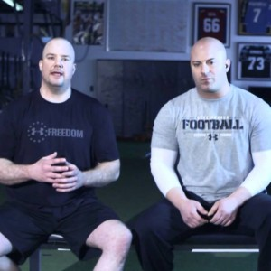 Big Biceps, New Summer Football Training Template & 2 HUGE Announcements!