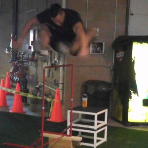 Brian Cushing's 60″ Hurdle Jump & FOCUS FOOD is HERE!!