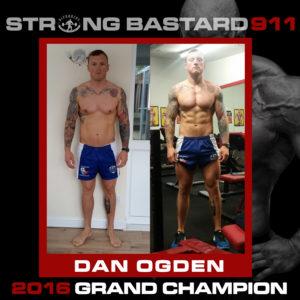 Meet Dan Ogden – Mr. Strong Bastard 2016!