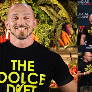 Mike Dolce interview – LIVE TO BE 120!
