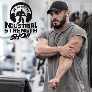 In-Season Training Advice for Athletes & Elbow-Friendly Arm Training for Meatheads!
