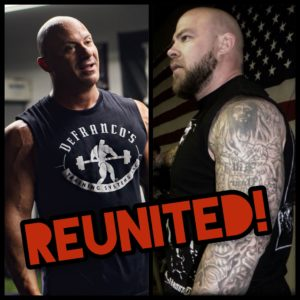 Jim Wendler & Joe DeFranco 10-Year Reunion Podcast!