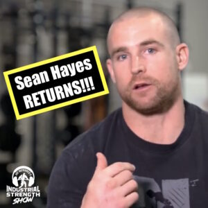 Sean Hayes on What It Takes To Be A Great Coach, Best Conditioning Drills for Pro Wrestlers & More!