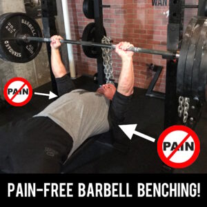 """Sneaky Tricks for """"Shoulder-Friendly"""" Barbell Benching, Overrated/Underrated Returns & More!"""