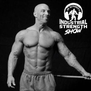 How To Get FIT AF After 40 w/ Christian Thibaudeau