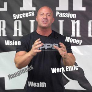 Joe D. Talks Business!