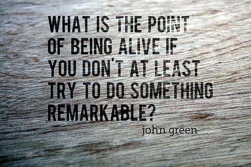 motivation_Do_something_remarkable