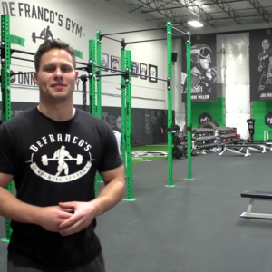 Video tour of the new DeFranco's Gym at the Onnit Academy in Austin, TX!