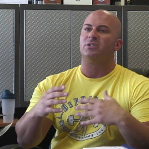 """""""Road to the World's Strongest Athlete"""" video blogs!"""