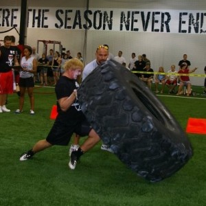 Strongman Training for Athletes