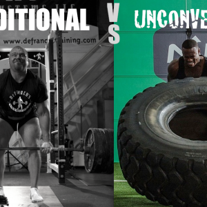 Unconventional Training vs. Traditional Barbell Lifting