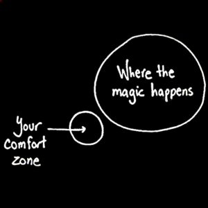 Break Out of Your Comfort Zone & Become Superhuman!