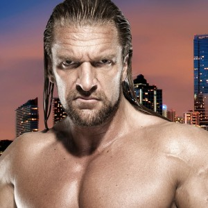 WWE Superstar, Triple H, Prepares for his Wrestlemania Match @ DeFranco's!